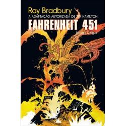 Fahrenheit 451 - A adaptação autorizada de Tim Hamilton