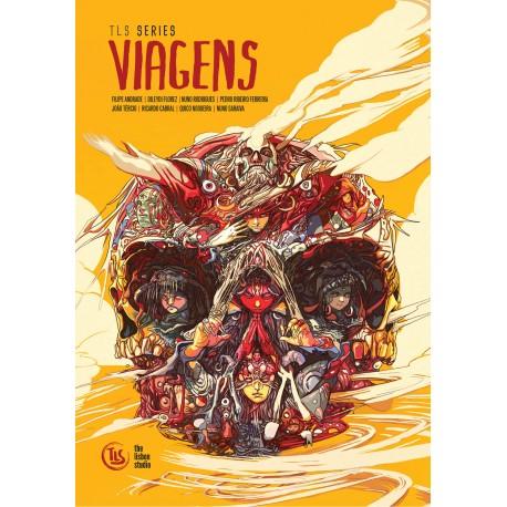 The Lisbon Studio: Viagens