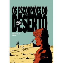 Os Escorpiões do Deserto - Obra Completa (Volume 2)