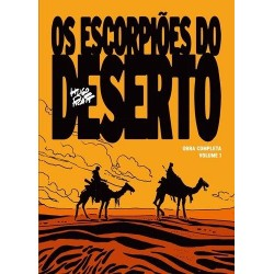 Os Escorpiões do Deserto - Obra Completa (Volume 1)