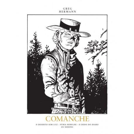 Comanche - Obra Completa de Greg e Hermann - Volume 2