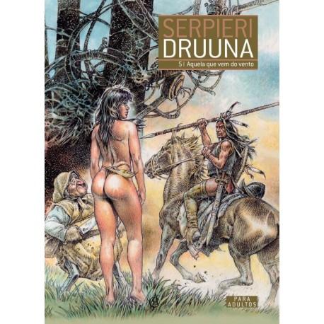 Druuna 5 - Aquela que vem do vento