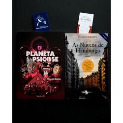 Escolha do Editor Literatura + BD