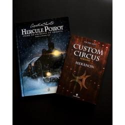 Escolha Literatura + BD - Subscrição Trimestral
