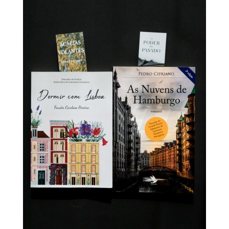 Escolha do Editor - Literatura e Banda Desenhada
