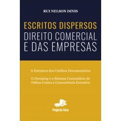 Escritos Dispersos - Direito comercial e das empresas