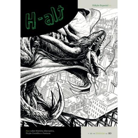 Revista H-alt edição especial 1 (Best of)