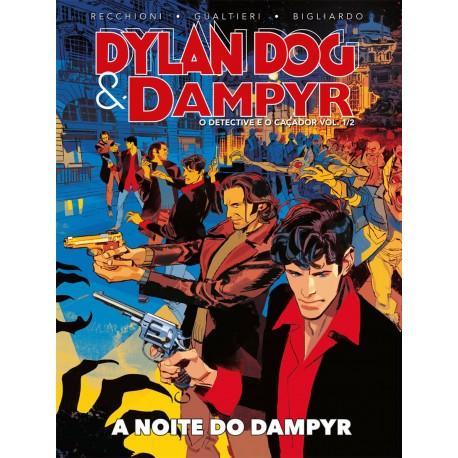 O Detective e o Caçador vol. 1: A Noite do Dampyr