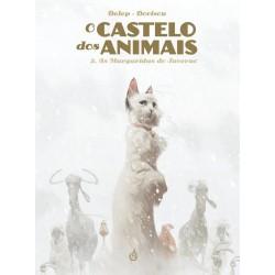 O Castelo dos Animais   2- As Margaridas do Inverno