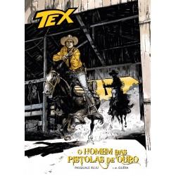 TEX 2 - O Homem das Pistolas de Ouro