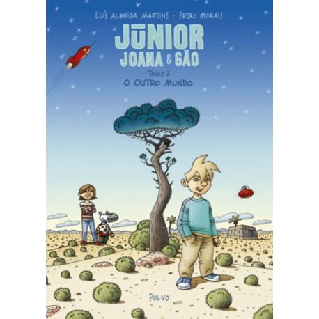 Júnior Joana & Gão - Tomo 2 O Outro Mundo